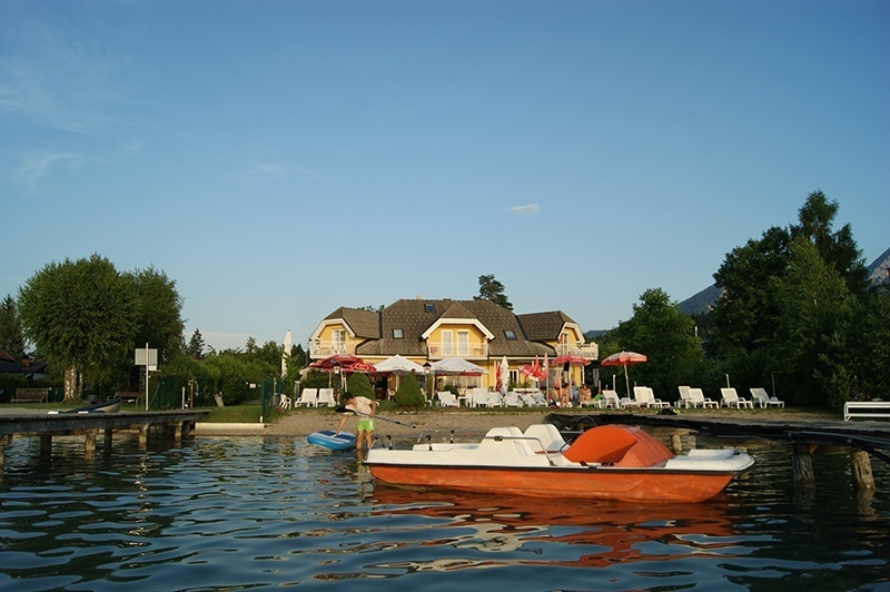 Urlaub am Faaker See